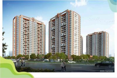 Gallery Cover Image of 1103 Sq.ft 3 BHK Apartment for buy in Hinjewadi for 9000000