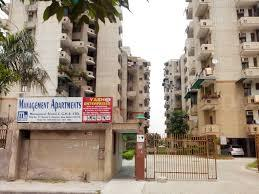 Gallery Cover Image of 1650 Sq.ft 3 BHK Apartment for rent in Management Apartments, Sector 5 Dwarka for 29000