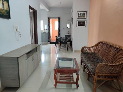 Gallery Cover Image of 1200 Sq.ft 2 BHK Apartment for rent in Bommasandra for 15000