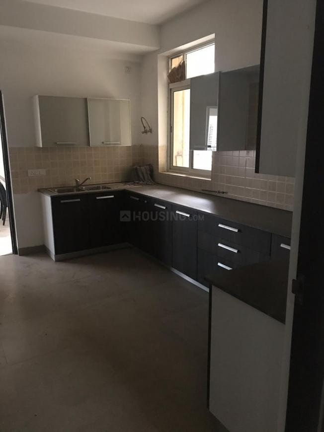 Kitchen Image of 1450 Sq.ft 3 BHK Apartment for buy in Aya Nagar for 21000000