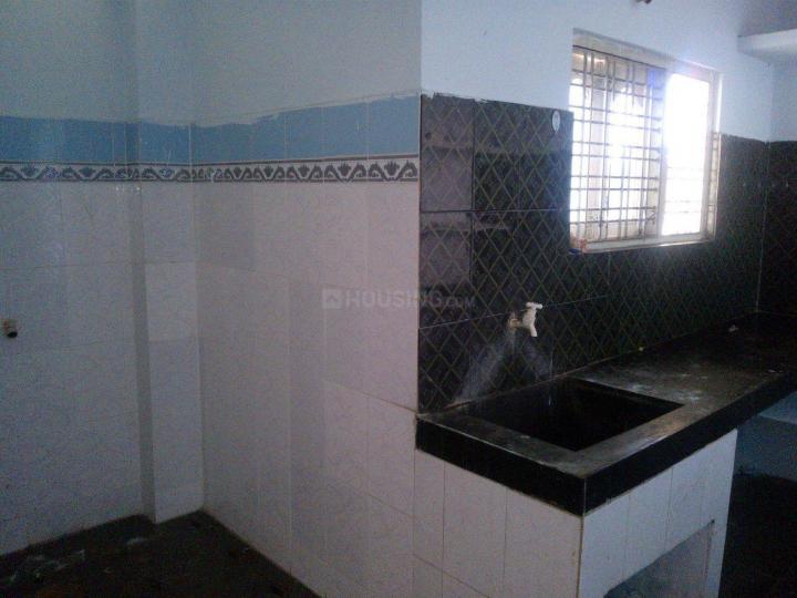 Kitchen Image of 800 Sq.ft 1 BHK Independent Floor for rent in Vanasthalipuram for 6700