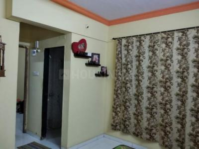 Gallery Cover Image of 450 Sq.ft 1 BHK Apartment for rent in Raikar Amrut Dham, Rabale for 12000