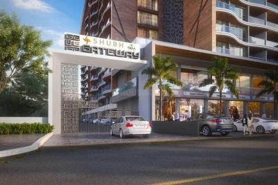 Gallery Cover Image of 1238 Sq.ft 2 BHK Apartment for buy in Shubh Gateway, Sanjay Park for 9833000