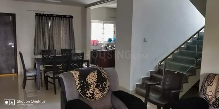 Dining Area Image of 1800 Sq.ft 3 BHK Villa for buy in Kaza for 12000000