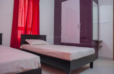 Bedroom Image of Republic Of Whitefield - B0907 in Marathahalli