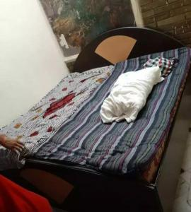 Bedroom Image of PG 4040280 Mukherjee Nagar in Mukherjee Nagar