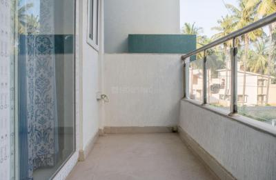 Balcony Image of Girls PG in RMV Extension Stage 2