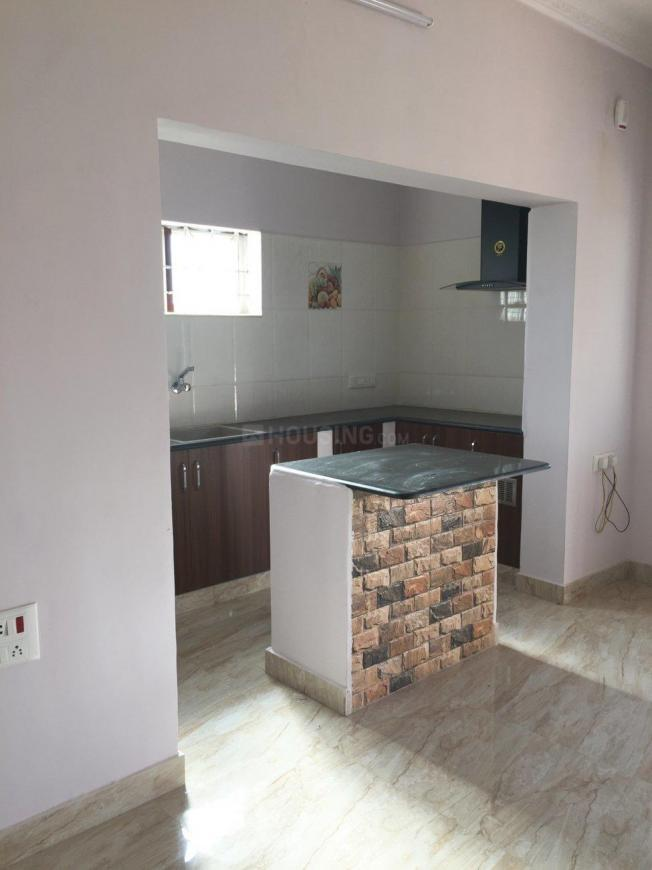 Kitchen Image of 950 Sq.ft 2 BHK Independent Floor for rent in Nagasandra for 18000