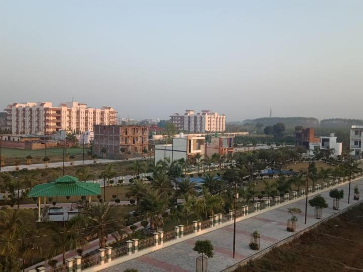 Balcony Image of 840 Sq.ft Residential Plot for buy in Shikhar Hari Ashray, Badheri Rajputan for 1428000
