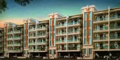Gallery Cover Image of 1244 Sq.ft 3 BHK Independent Floor for buy in Amolik Residency Apartment, Sector 86 for 5100000