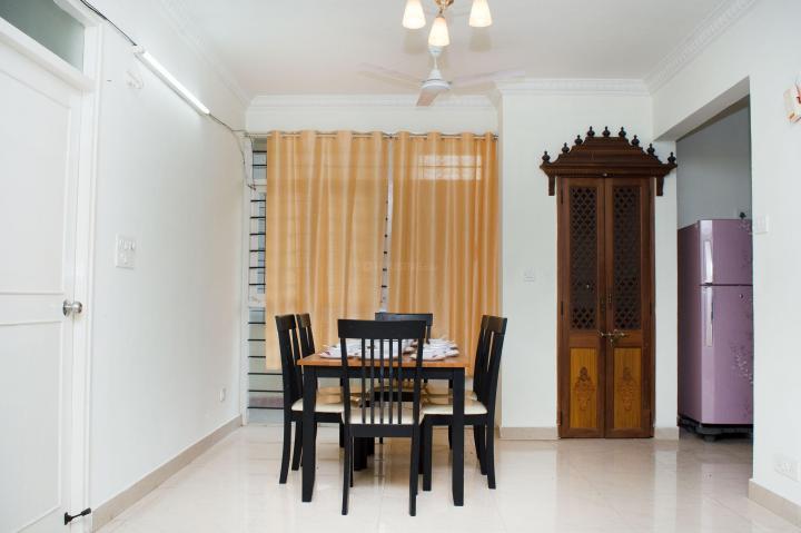Dining Room Image of G1 Gf-shrinidhi Scintila Apartments in Hebbal Kempapura
