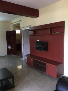 Gallery Cover Image of 1600 Sq.ft 3 BHK Apartment for rent in Jakkur for 30000