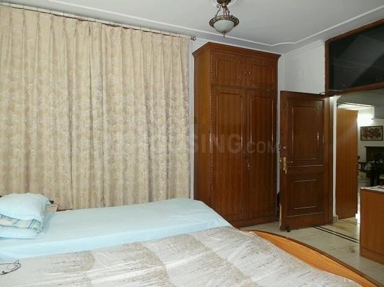 Bedroom Image of PG 4035185 Pul Prahlad Pur in Pul Prahlad Pur