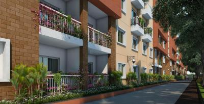 Gallery Cover Image of 1097 Sq.ft 2 BHK Apartment for buy in Brigade Bricklane, Agrahara Layout for 6200000