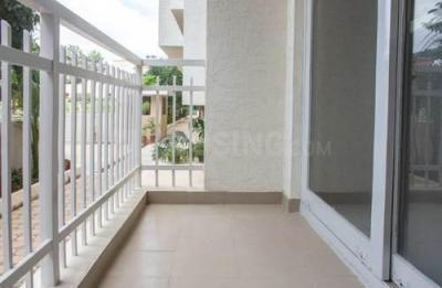 Balcony Image of Babu Nest 009 in HBR Layout