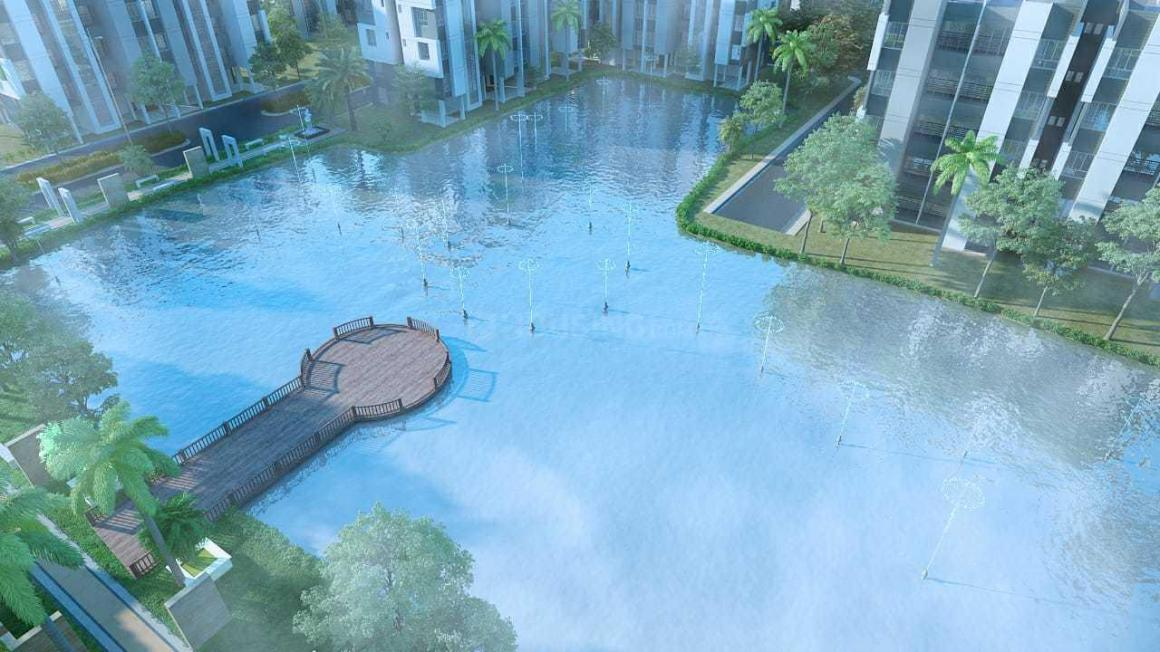 Swimming Pool Image of 462 Sq.ft 1 BHK Apartment for buy in Paschim Barisha for 1039500