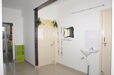 Gallery Cover Image of 1115 Sq.ft 2 BHK Apartment for rent in AR Orchid Springs, Horamavu for 16000