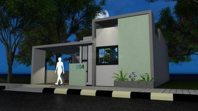 Gallery Cover Image of 755 Sq.ft 2 BHK Villa for buy in Hosur Municipality for 3363750