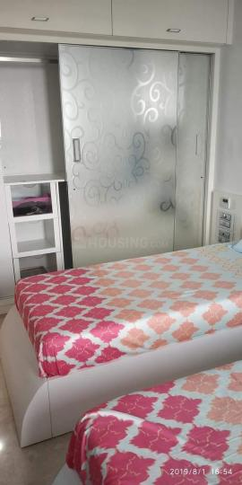 Bedroom Image of 1600 Sq.ft 3 BHK Apartment for rent in Goregaon East for 115000