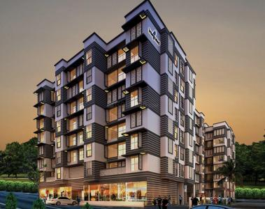 Gallery Cover Image of 714 Sq.ft 1 BHK Apartment for buy in Integrated Arya, Ghatkopar West for 11100000