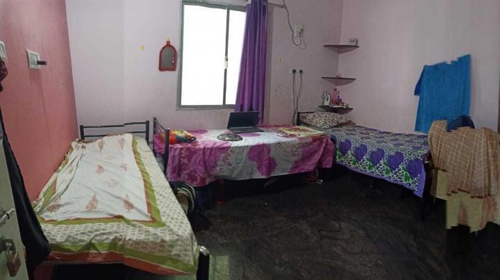 Bedroom Image of Svs Homes PG in Semmancheri