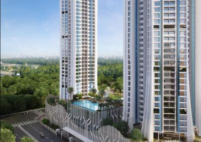 Gallery Cover Image of 1120 Sq.ft 3 BHK Apartment for buy in Goregaon West for 29000000