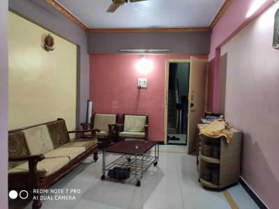Gallery Cover Image of 685 Sq.ft 1 BHK Apartment for rent in Airoli for 21000