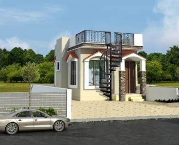 Gallery Cover Image of 1125 Sq.ft 2 BHK Villa for buy in Joka for 1499000