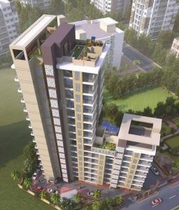 Gallery Cover Image of 750 Sq.ft 1 BHK Apartment for rent in Mira Road East for 17000