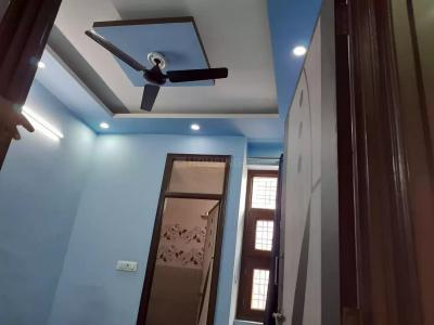 Gallery Cover Image of 600 Sq.ft 2 BHK Independent Floor for rent in Sewak Park for 10500