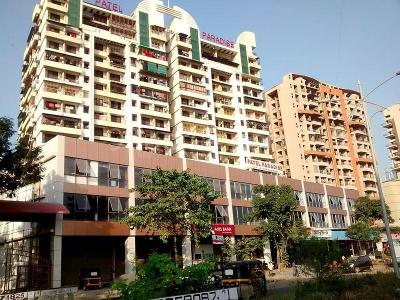 Gallery Cover Image of 1284 Sq.ft 3 BHK Apartment for rent in Kharghar for 27000