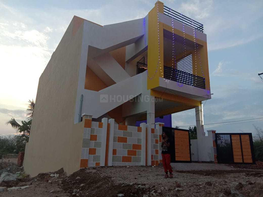 Building Image of 900 Sq.ft 2 BHK Independent House for rent in Thandavaraya Nagar for 7500