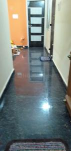 Gallery Cover Image of 1000 Sq.ft 1 BHK Independent Floor for rent in Battarahalli for 12000