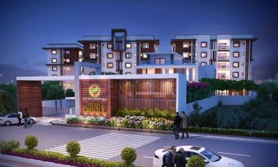 Gallery Cover Image of 1826 Sq.ft 3 BHK Apartment for buy in Fortune Green Golden Oriole, Puppalaguda for 10043000