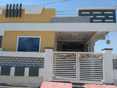 Gallery Cover Image of 1200 Sq.ft 2 BHK Independent House for rent in Nadergul for 15000