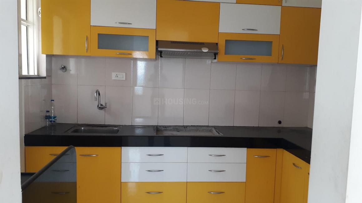 Kitchen Image of 1040 Sq.ft 2 BHK Apartment for rent in Nanded for 13500