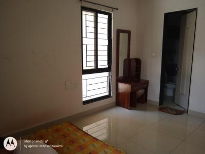Gallery Cover Image of 1124 Sq.ft 2 BHK Apartment for rent in Nanded for 14000