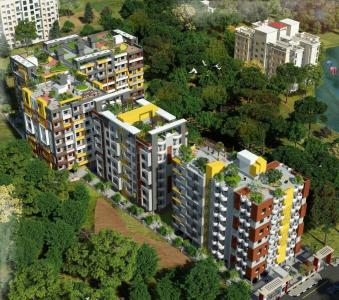 Gallery Cover Image of 1225 Sq.ft 3 BHK Apartment for buy in Muhammadpur for 3000000