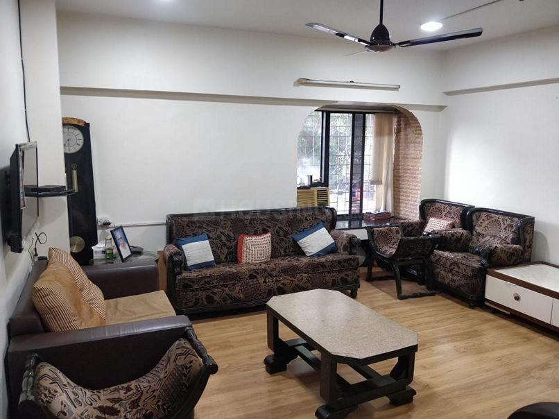 Living Room Image of 1120 Sq.ft 2 BHK Apartment for rent in Chembur for 42001