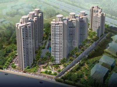 Gallery Cover Image of 695 Sq.ft 1 BHK Apartment for buy in Bharat Ecovistas, Shilphata for 4800000