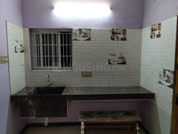 Kitchen Image of 1200 Sq.ft 2 BHK Independent House for rent in Pannickampatti for 6500