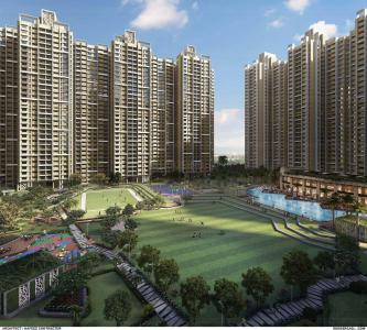 Gallery Cover Image of 557 Sq.ft 1 BHK Apartment for buy in Indiabulls Park, Derawali for 4500000