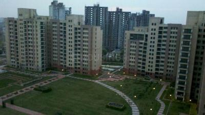 Gallery Cover Image of 1950 Sq.ft 3 BHK Apartment for rent in Knowledge Park 2 for 12500