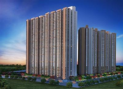 Gallery Cover Image of 637 Sq.ft 2 BHK Apartment for buy in Runwal Eirene, Thane West for 7600000