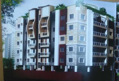 Gallery Cover Image of 414 Sq.ft 1 BHK Apartment for buy in Dum Dum for 1697400