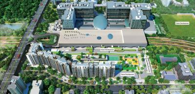 Gallery Cover Image of 1100 Sq.ft 2 BHK Apartment for buy in L And T Seawoods Residences North Towers, Nerul for 22500000
