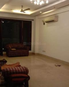 Gallery Cover Image of 1500 Sq.ft 3 BHK Independent Floor for rent in East Of Kailash for 60000