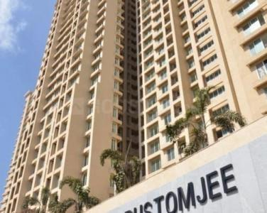 Gallery Cover Image of 1130 Sq.ft 2 BHK Apartment for buy in Rustomjee Urbania Azziano, Thane West for 11200000