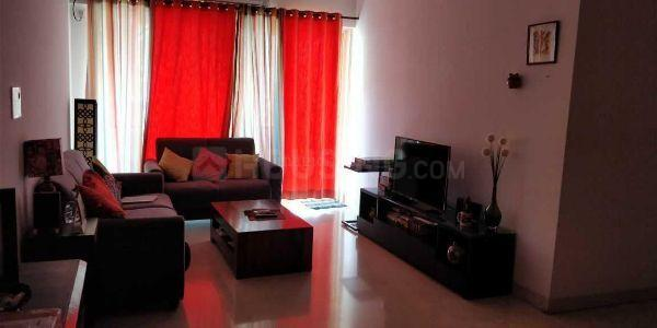 Living Room Image of 950 Sq.ft 2 BHK Apartment for rent in Kurla West for 41500