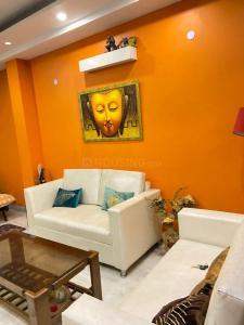 Gallery Cover Image of 1000 Sq.ft 1 BHK Independent Floor for rent in RWA Lajpat Nagar Block E, Lajpat Nagar for 32000